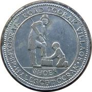 Medal - Hall's of Toorak – avers