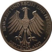 Jeton - Deutschland einig Vaterland (Deutsche Einheit) – avers