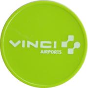 Jeton de chariot Vinci airports (Nantes Atlantique) – avers