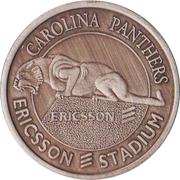 Token - Carolina Panthers (Season Opener 1997) – avers