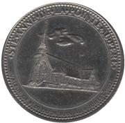 1 dollar Centenaire de la Pointe-au-père (Ste-Anne-de-la-pointe-au-père, Québec) – revers