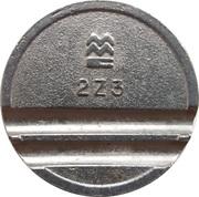 Jeton - MMC (2Z3) – revers