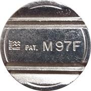 Jeton - MMC (M 97F) – avers