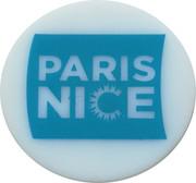Jeton de chariot - Carrefour - Paris Nice – avers