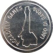Jeton - Picadilly Games (Lago di Garda) – avers