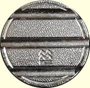 Jeton - MMC sans logo sur une face – avers