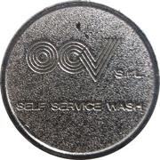Jeton de lavage automobile - OCV (Curtarolo) – avers
