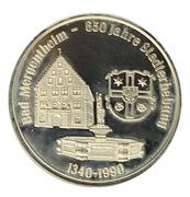 Ville de Bad Mergentheim et de l'Ordre Teutonique – avers