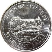 2 Dollars - Sturgeon Falls Centennial – avers