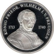 Jeton - Deutsche Könige (Friedrich Wilhelm I 1688-1740) – avers
