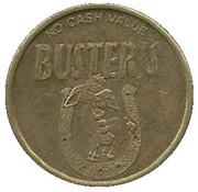 Jeton - Miner Mike's Buster's Fun Center (Osage Beach, Missouri) – revers
