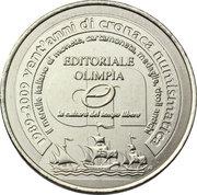 Medallion - Editoriale Olimpia – avers