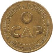 5 Francs - O CAP Coiffeurs - Parfumeurs - Paris [75] – avers