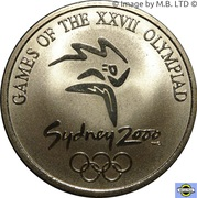 Subscriber Medal -  avers