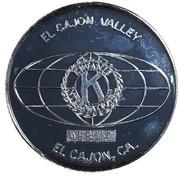 Medal - Mother Goose Parade (El Cajon Valley Kiwanis) – avers
