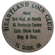Medal - Mother Goose Parade (Heartland Coin Club) – avers