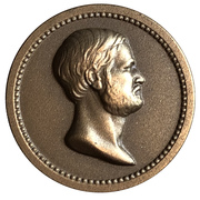 Medal - George Washington and Ulysses S. Grant – revers