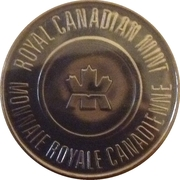 Royal Canadian Mint – avers