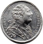 Jeton des Etats de Bretagne 1784 – avers