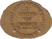 Collectie BP - I Stater van Croesus – revers