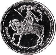 Sherwood Park Trade Dollar – avers