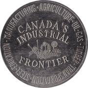 Edmonton, Alberta - Canada's Industrial Frontier – revers