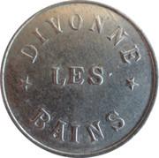 Casino Divonne-Les-Bains (01) – avers
