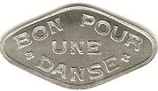 Bon pour une danse - A la Boule Rouge - Paris [75] – revers