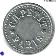 2 Francs  - Ch. Petit - Paris [75] – avers