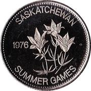 Swift Current, Saskatchewan - Souvenir Dollar – avers