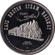 Cape Breton Island, Nova Scotia - MacPuffin Dollar – avers