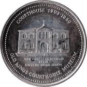 Kings County, Nova Scotia - Trade Two Dollars – avers