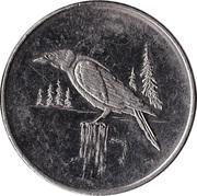 Uranium City, Saskatchewan - Silver Anniversary Medallion – avers