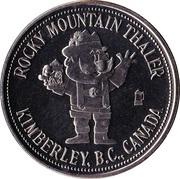 Kimberley, British Columbia - Rocky Mountain Thaler – avers
