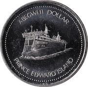 Summerside, Prince Edward Island - Abegweit Dollar – avers