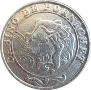 Casino Pornichet (44) - 2 francs – avers