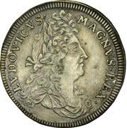 Jeton de Nuremberg Louis XIV – avers