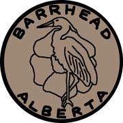 Barrhead, Alberta - Souvenir Dollar – avers