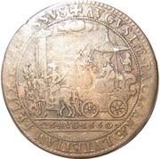 Jeton (Treaty of the Pyrenees) – revers