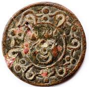 Edward II, Medusa Token – avers