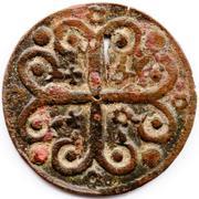 Edward II, Medusa Token – revers