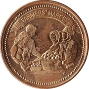 Kitchener-Waterloo, Ontario - Oktoberfest Two Dollars – avers