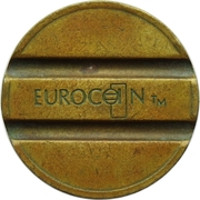 Eurocoin/London – avers