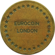 Eurocoin/London – revers