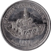 Halifax-Dartmouth, Nova Scotia - Commemorative Dollar – avers