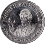 Halifax-Dartmouth, Nova Scotia - Commemorative Dollar – revers