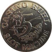 Casino Ruhl Nice (06) - 5 francs – avers