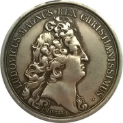 Medal Regia Versaliarum – avers
