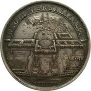 Medal Regia Versaliarum – revers