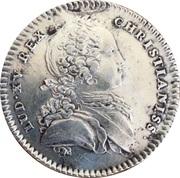Louis XV - Extraordinaire des guerres - 1722 – avers